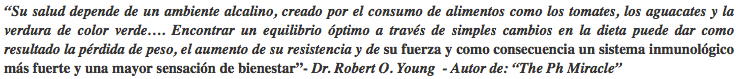 Dr Robert Young QUOTE