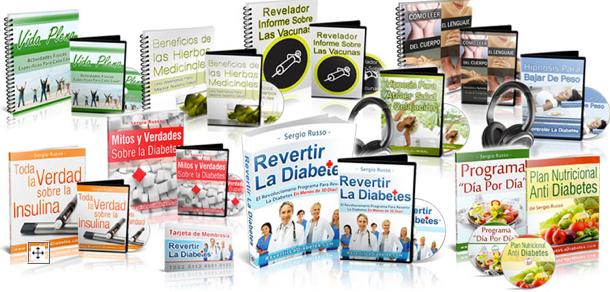 Paquete Revertir La Diabetes