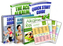 Alkaline Diet Package - ALKALINE DIET PDF