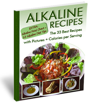 Eating alkaline with Alkaline Recipes opens the door to a whole new level of vitality and health - increased energy, more EFFORTLESS WEIGHT CONTROL, deeper sleep, less aches and pains, increased resistance to flu and colds, ENHANCED FITNESS and improved mood and mental clarity may just be a few of the rewards that come with optimizing the pH balance through an Alkaline Diet.