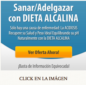 Sanar/Adelgazar con la Dieta Alcalina